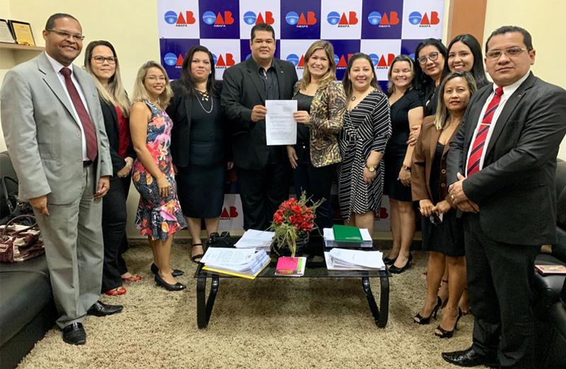 OAB/AP participará da construção de propostas legislativas para efetivação do combate à violência contra mulher