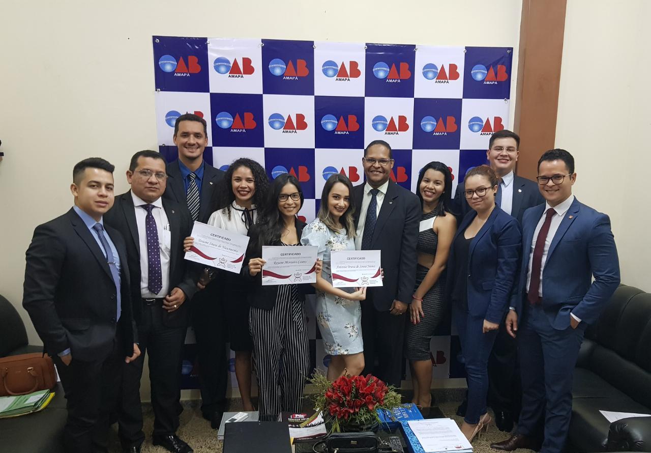 Advogadas tomam posse como membros de comissões da OAB/AP - Galeria de fotos