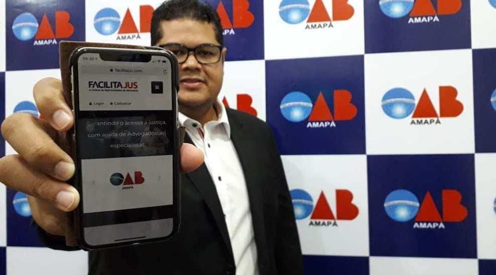 OAB/AP disponibiliza plataforma para a  comunidade contratar advogados