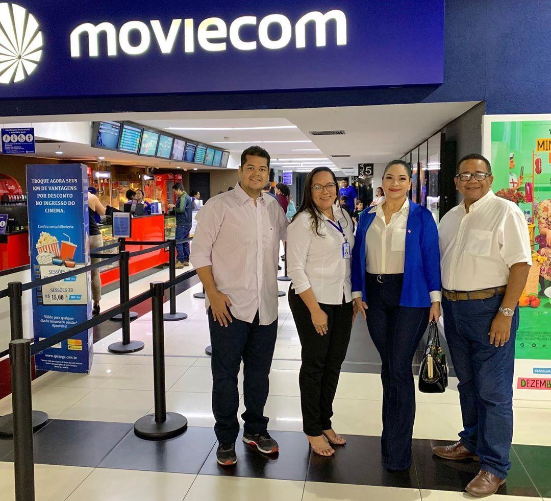 Advogados e Advogadas amapaenses terão 50% de desconto na Rede Moviecom