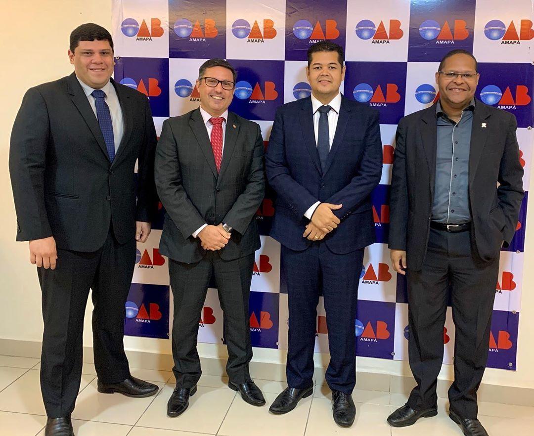Advogados discutem a atuação institucional da OAB Amapá junto a Turma Recursal do TJAP