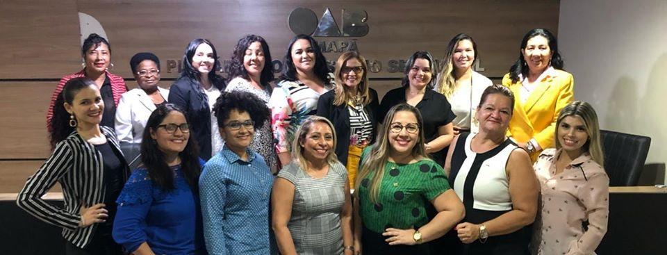 Comissão da Mulher Advogada se reúne para definir novos projetos para as advogadas amapaenses