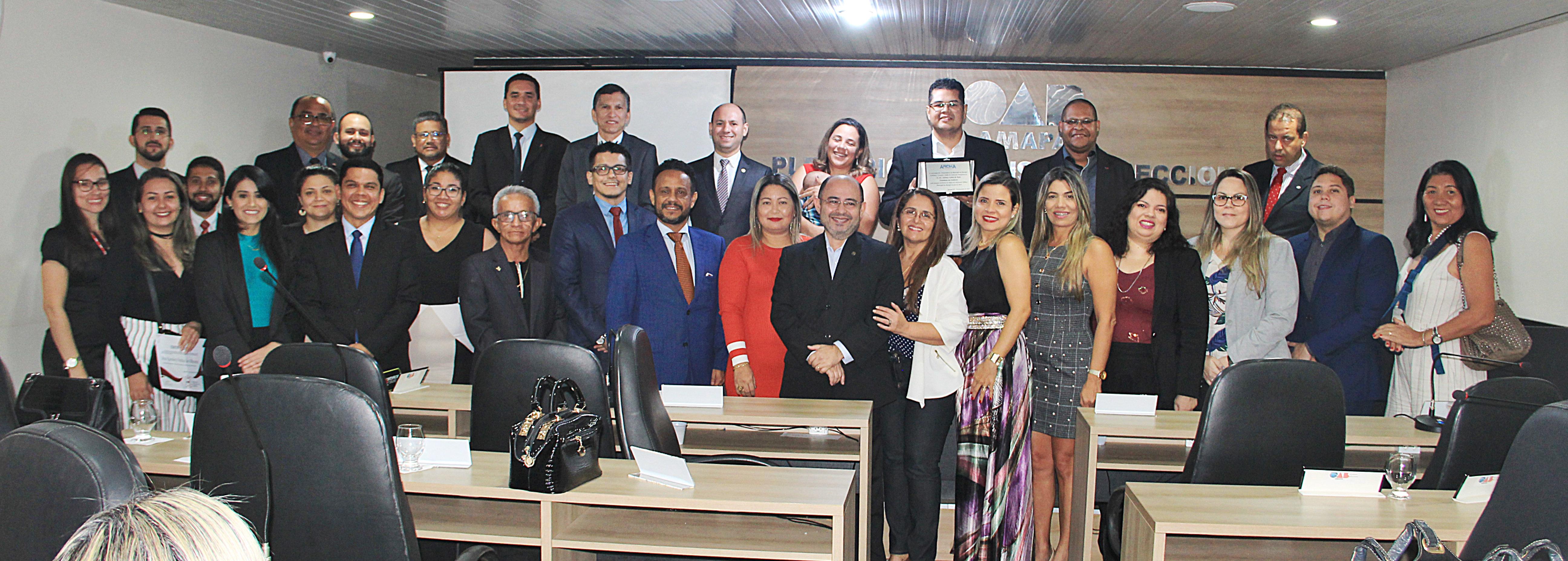 Na OAB-AP, Conselho Seccional realiza última Sessão Ordinária de 2019