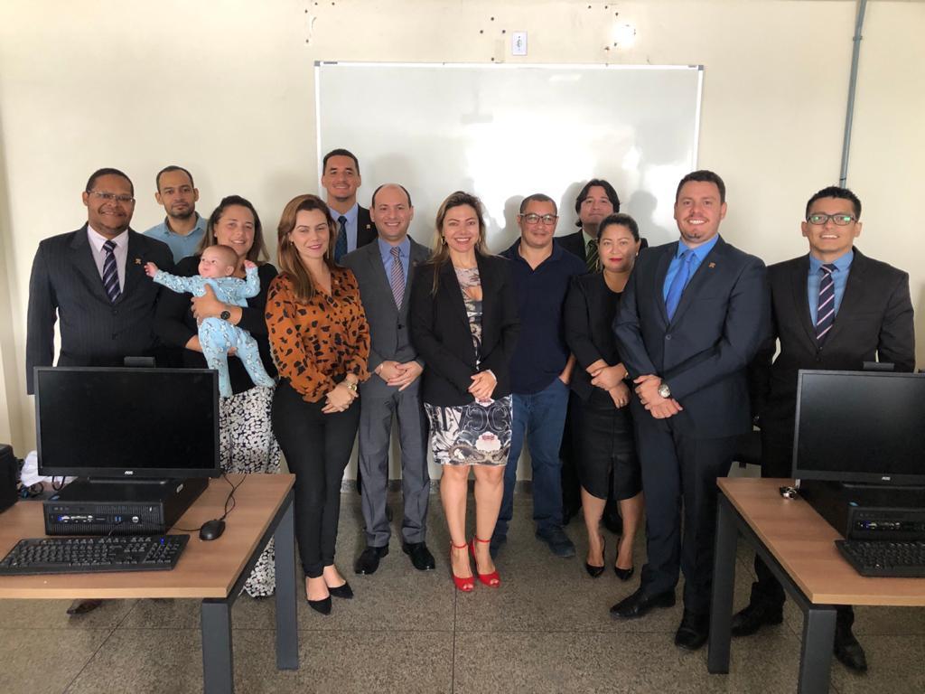 Advogadas e Advogados amapaenses recebem treinamento na plataforma do PJe para as Eleições 2020